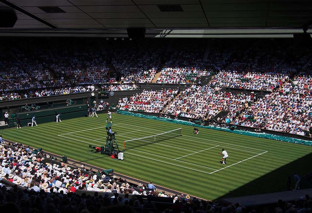 Major professional tennis tournaments before the Open Era