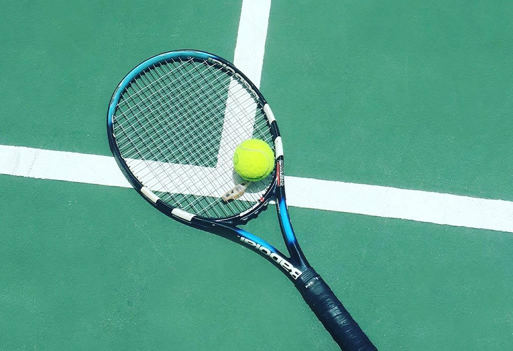 Tweener tennis