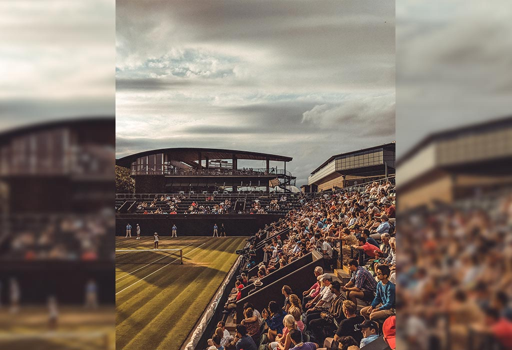 history of Wimbledon