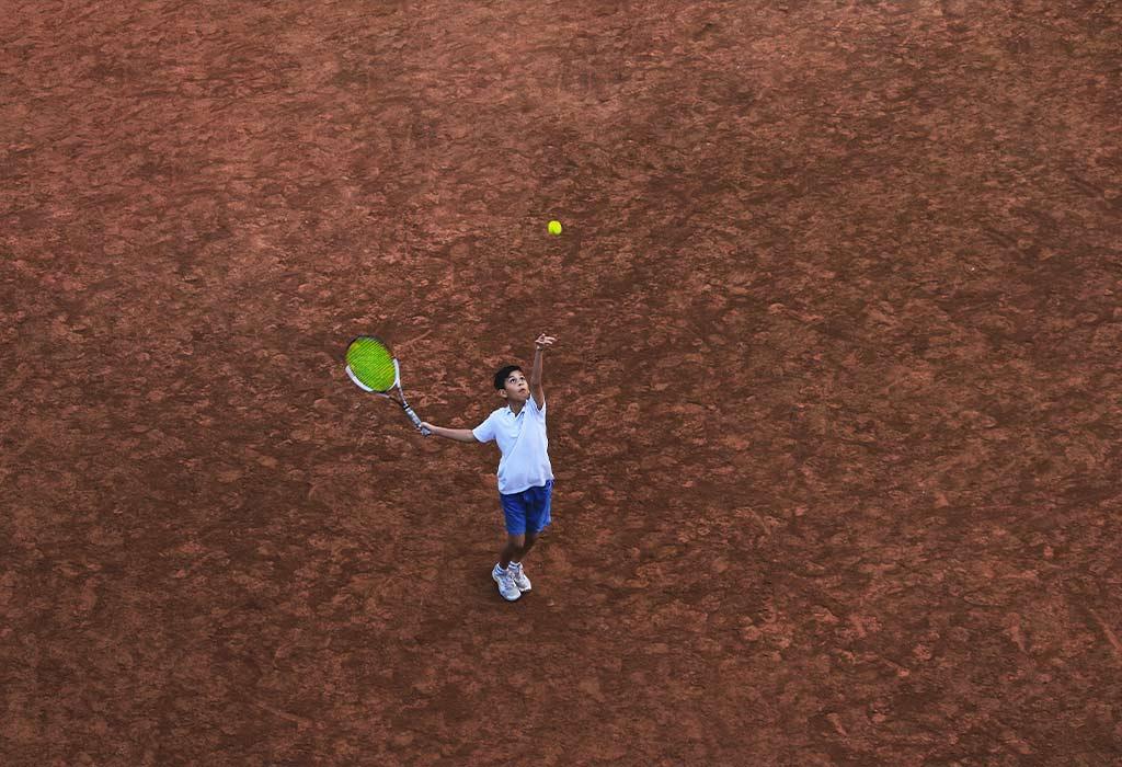 tennis shots