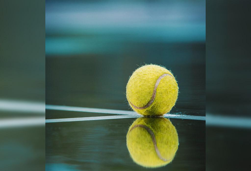 volley tennis