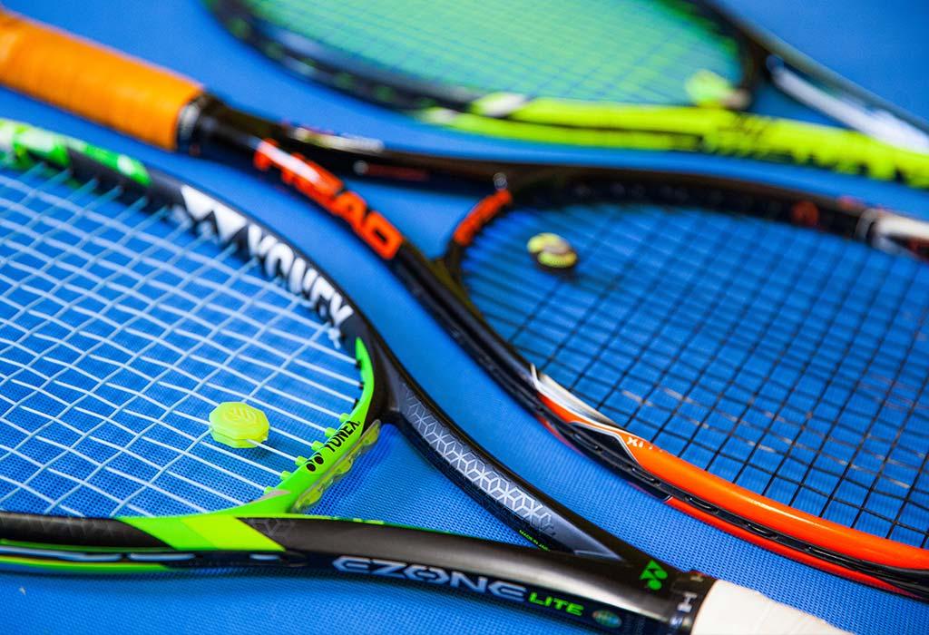 Strings tennis
