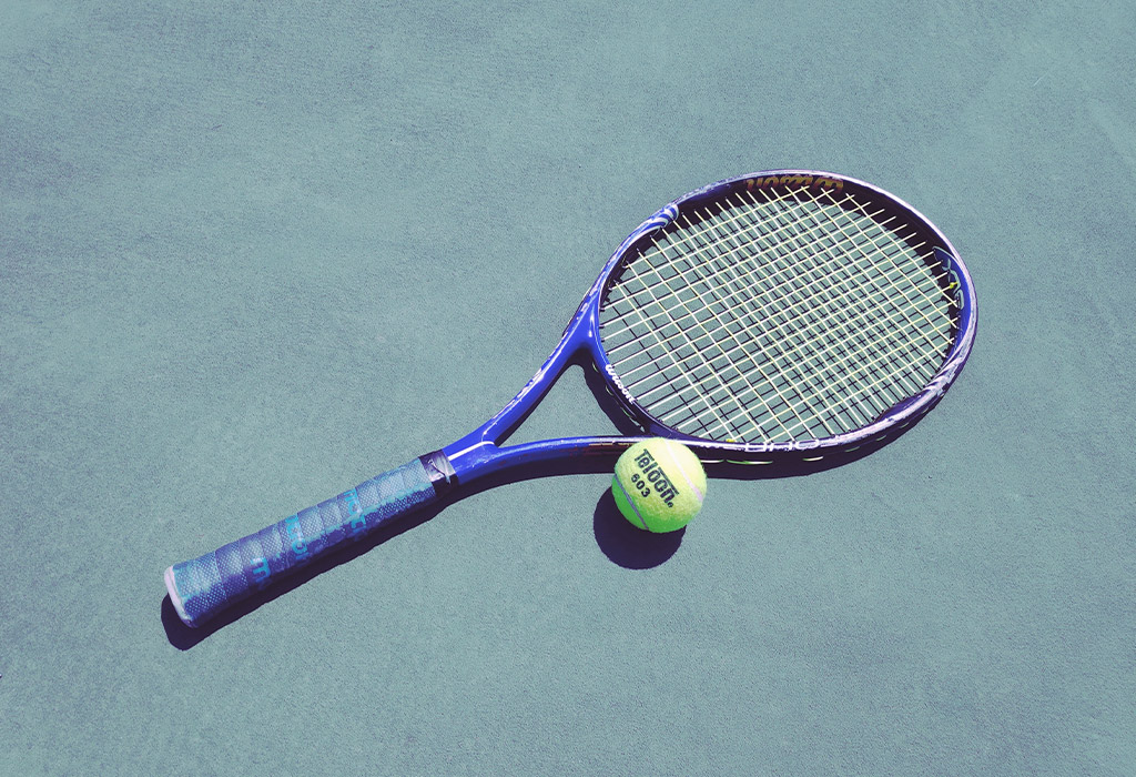 The Modern Tennis Player Diet