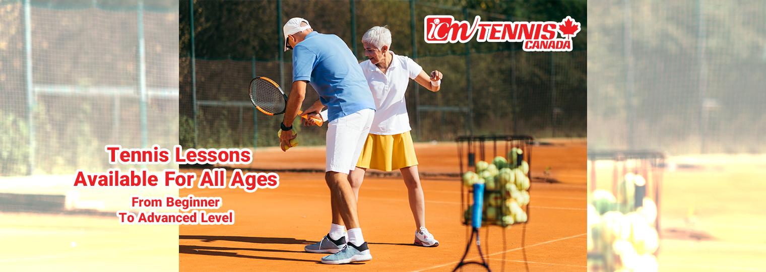 oshawa whitby tennis lessons