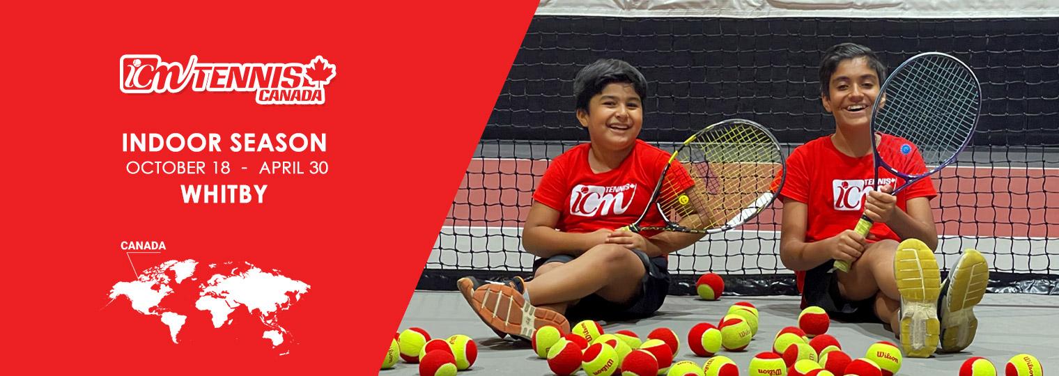 indoor tennis in whitby